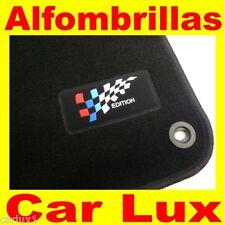 Alfombrillas BMW serie 3 E30 1986-1996 con talonera mas FIJACIONES y LANYARD