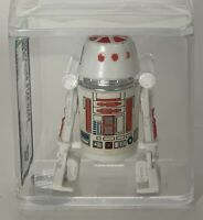 1978 Kenner Star Wars Loose Action Figure H/K R5-D4 AFA Graded 80 NM