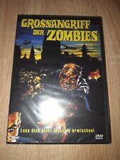 Grossangriff Der Zombies Dvd Neu Selten Rar