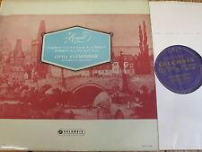 33CX 1486 Mozart Symphonies Nos. 38 'Prague' & 39 / Klemperer B/G