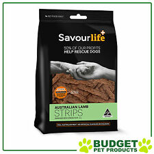 SavourLife Australian Lamb Strips Treats For Dogs 165gm