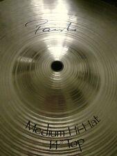 """Paiste firma 14"""" Medio Hi Hat Platillos NUEVO W. Silenciador"""