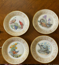Boehm Birds Lenox Porcelain Collectible Limited Edition Wood 1976 - 1979 No Box