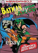 BRAVE & The BOLD 85 COVER PRINT Batman Green Arrow