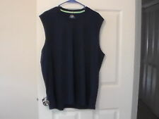 Men's American Rag dark blue performance top, Size XXL