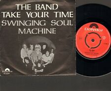 """SWINGING SOUL MACHINE The Band SINGLE 7"""" Take Your Time 1969 NEDERPOP Dutch Soul"""