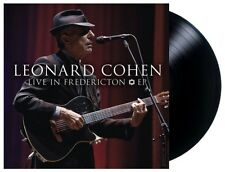 Leonard Cohen - Live In Fredericton EP - LP Vinyl - Record Store Day 2012 Sealed