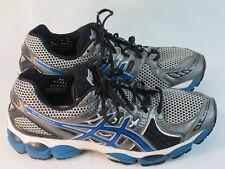 ASICS Gel Nimbus 14 Running Shoes Men's Size 9.5 US Near Mint Condition