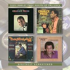 Charley Pride - Best Of/The Best Of Vol.II/Best Of Vol.III/Greatest Hi (NEW 2CD)