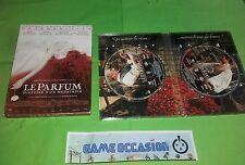 LE PARFUM HISTOIRE D'UN MEURTRIER COFFRET COLLECTOR 2 DVD