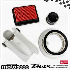 KIT TAGLIANDO FILTRI ARIA E FILTRO OLIO PER YAMAHA T-MAX TMAX 500 2008 - 2011