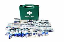 BSI First Aid Kits BS8599 - Small Med & Large - HSE 1-10, 1-20, 1-50 + Refills