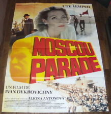 MOSCOW PARADE Прорва Dykhovichny Russia Staline Communism LARGE French POSTER