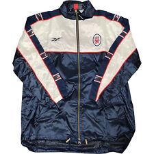Liverpool Mens Retro Original Mid 90's Rain Jacket - Large