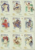 2020 Topps Allen & Ginter A Debut to Remember Inserts Pick from List Qty Disc.