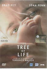 DVD FILM THE TREE OF LIFE - BRAD PITT - SEAN PENN - FESTIVAL DI CANNES