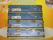 8GB (4X2GB) DDR2 PC2-6400 800 MHz 240-Pin NON ECC Low Density KHX6400D2LLK2/4G