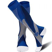 Medical Compression Varicose Vein Stockings Travel Leg Pain Relief Flight Socks