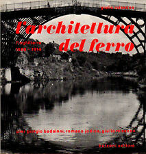 L'arquitectura de hierro. l'Inglaterra (1688-1914). Barbour Editor. 1972. Sl_3