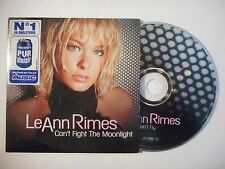 LEANN RIMES : CAN'T FIGHT THE MOONLIGHT ▓ CD SINGLE PORT GRATUIT ▓