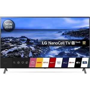 """LG NanoCell 55"""" 8K Ultra HD HDR Smart LED TV With Google Assistant & Amazon Alex"""