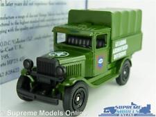 Chevrolet Model Van Truck US American Army 1 64-1 76 Scale Oxford C030 K8
