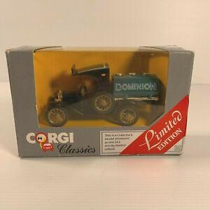 Corgi Classics Made in GB 1980s - 872 Ford Model T tanker - Dominion