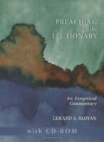 Preaching from the Lectionary: An Ex... by Sloyan, Gerard S. Mixed media product