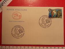 Busta F.D.C. 18.3.2005 Catanzaro REGIONI D'ITALIA - CALABRIA
