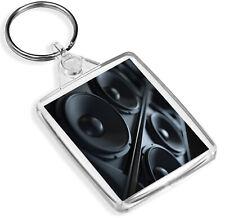 Awesome Speakers Keyring - IP02 - Music DJ Sound System Fun Gift #14351