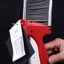 Garment Clothing Price Label Tagging Tag Tagger Gun With 1000 Barbs 5 Needle