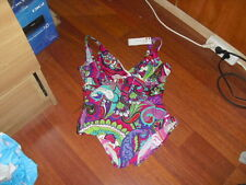 Tyche Hugo One-Piece Swimsuit France Size 5 - Floral Print