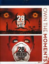 28 Days Later... / 28 Weeks Later [New Blu-ray] Widescreen