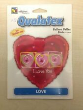 Qualatex Valentine's Day Heart Party Balloons