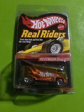 Hot Wheels Real Riders Series 7 VW Drag Bus Rlc Hwc