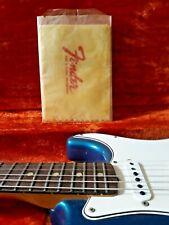 1 - Fender Guitar Polish Cloth 60's  - Case candy Strats&Teles
