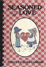 KENT WA 1994 SEA-TAC BAPTIST CHURCH COOK BOOK SEASONED WITH LOVE * WASHINGTON