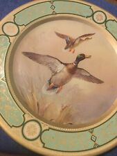 VINTAGE BARET WARE MALLARD METAL TIN TRAY NEVER USED