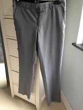 River Island Grey Men's / Boys Trouser 30 / 30