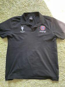 FC Bayern Shirt Poloshirt Wie Neu