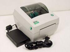 Zebra LP2443 Thermal Direct Barcode Label printer