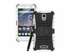 ALCATEL POP 4 (5.0) - HEAVY DUTY TOUGH SHOCKPROOF WITH STAND HARD CASE COVER