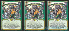 L5R Legend of the Five Rings Diamond 3X TSURUCHI AMANE