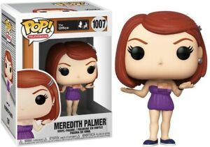 FUNKO POP VINYL TELEVISION US THE OFFICE MEREDITH PALMER #1007