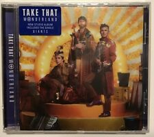 Take That - Wonderland CD NEW