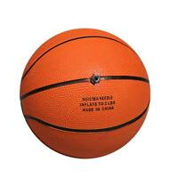 Outdoor Indoor Game Size 1 Small Rubber Basketball Ball for Baby Children #JT1