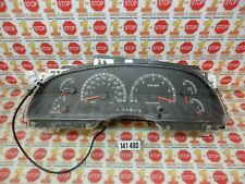 00 01 02 FORD EXPEDITION SPEEDOMETER INSTRUMENT CLUSTER YL3F-10849-CA 195K OEM