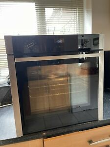 Neff Built-in Electric Oven (Slide & Hide) B3ACE4HN0B