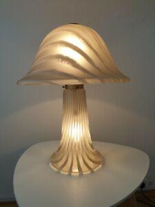 Peill and Putzler Lamp mushroom table lamp Germany 1970s