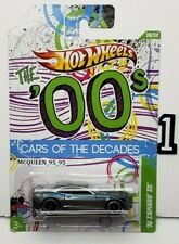 HOT WHEELS 2012 THE '00s CARS OF THE DECADES '70 CAMARO SS